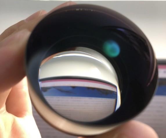 ニコン Nikon NIKKOR 105mm F2.5 Ai ゴミ汚れを除去