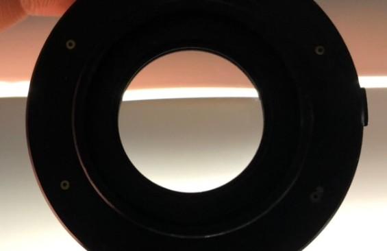 ニコン Nikon NIKKOR-H Auto 50mm F2 分解清掃しカビを除去