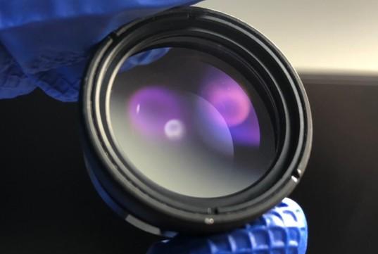 ペンタックス PENTAX ASAHI Super-Takumar 55mm F1.8 後玉のカビ除去