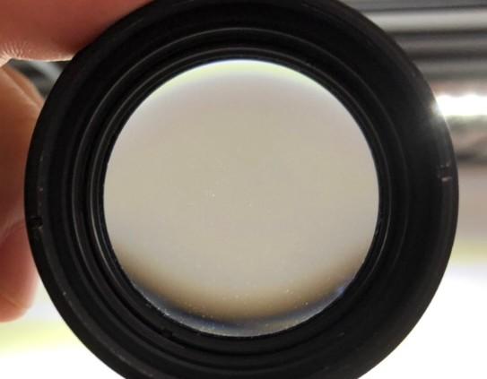 ペンタックス PENTAX ASAHI SMC TAKUMAR 50mm F1.4 中玉のカビ除去