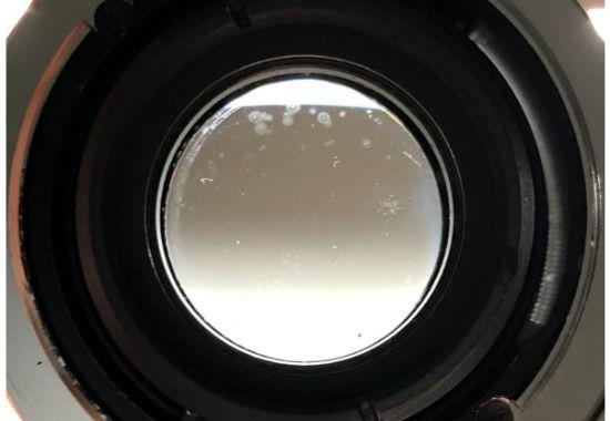 ペンタックス Pentax Auto-Takumar 55mm F2 カビ付着