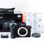 ソニー SONY α7II ボディ ILCE-7M2 ミラーレスカメラを買取りました