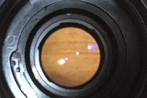 カールツァイス Carl Zeiss フレクトゴン Flektogon Jena DDR auto 白MC 35mm F2.4 絞り羽根が開放のまま動かない
