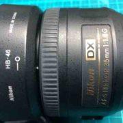 ニコン Nikon AF-S DX NIKKOR 35mm F1.8Gレンズを買取りました