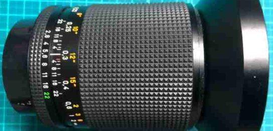 【レンズ買取】コンタックス CONTAX Carl Zeiss Distagon 21mm F2.8 MMJ のカビ、チリありを査定しました
