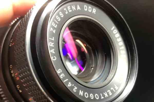 【オールドレンズ修理】カールツァイス Carl Zeiss Jena DDR MC Flektogon 35mm F2.4 絞り羽根を動作させました