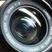 【オールドレンズ修理】キヤノン Canon Lens FD 35mm F2 SSC s.s.c. カビ取りました